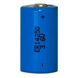 Batterij 3.6 Volt lithium 1/2AA