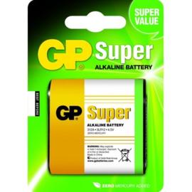 Batterij Plat Blok 3LR12 4,5 Volt