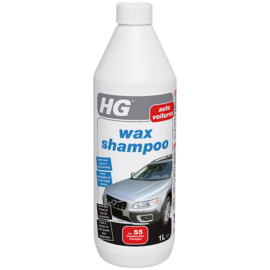 HG Wax shampoo