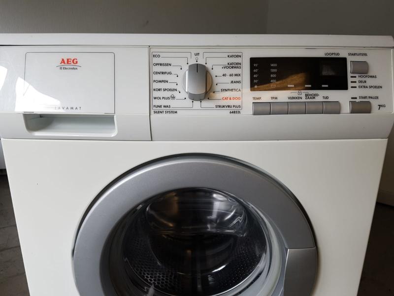 Wasmachine 7 kg Aeg 1400T/m A+