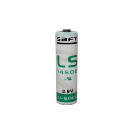 Batterij AA 3.6 Volt lithium