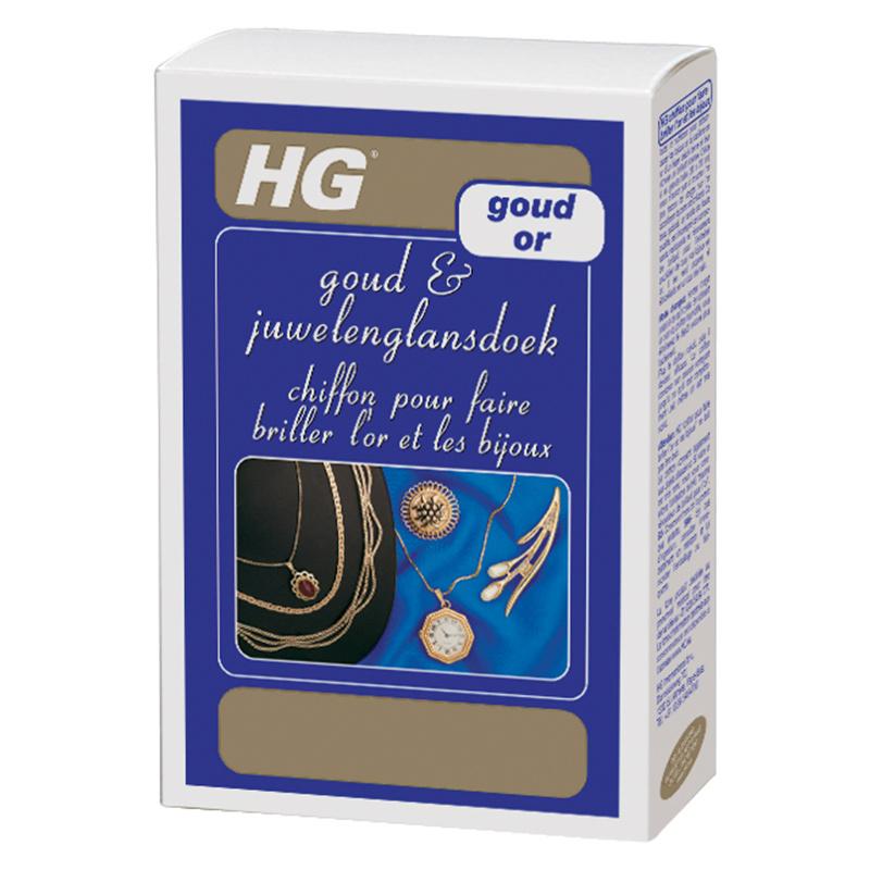 HG Goud en juwelen glansdoek