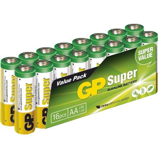 Batterij Penlite Super Alkaline AA. Super Alkaline