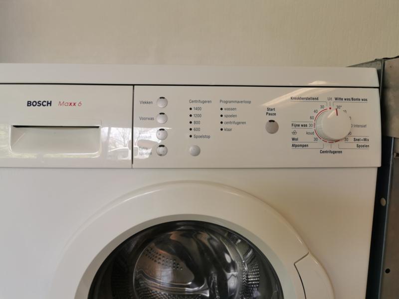 Wasmachine 6 kg  Bosch A 1400T/min