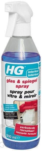 HG Glas & spiegel spray