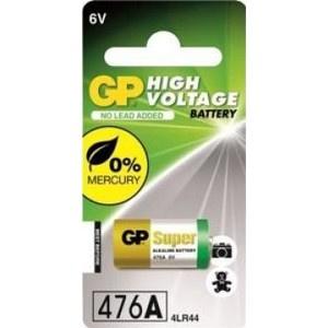 Batterij Hoogvoltage 4LR44 6 Volt