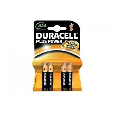 Batterij Duracell 1,5 Volt LR03 AAA Micro