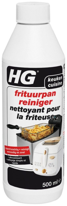 HG Frituurpan reiniger