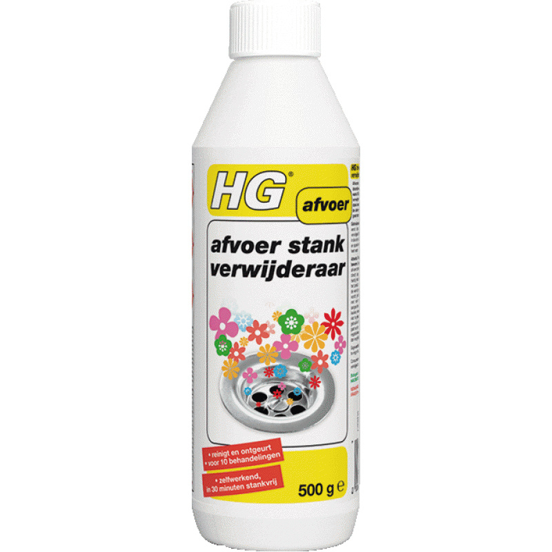 HG Afvoer stank verwijderaar