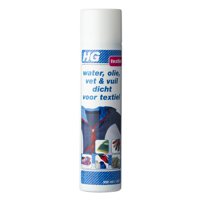 HG Reiniger Water, olie, vet en vuil
