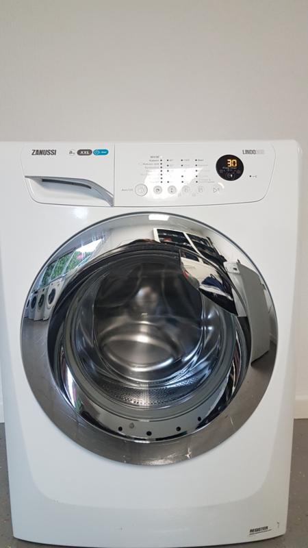 Wasmachine 8 kg Zanussi 1400 T/m A+++