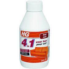 HG Reiniger 4 in 1 voor leder
