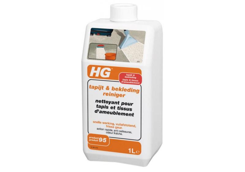 HG Tapijt en bekleding Reiniger