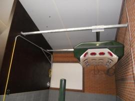 Telescoop voor solarium