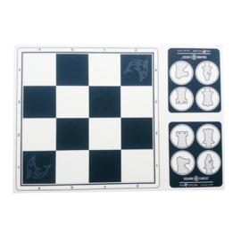 Spelbord Square4Chess