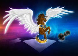10 x Ansichtkaart - Fantasy Knight