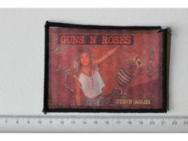 GUNS N ROSES - STEVE ADLER ( ORIGINAL 80'S ) PRINT