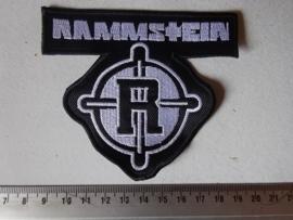 RAMMSTEIN - 1ST CD LOGO