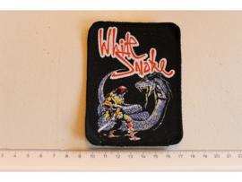 WHITESNAKE - WHITESNAKE ( ORIGINAL 80'S ) PRINT