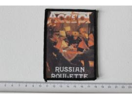ACCEPT - RUSSIAN ROULETTE ( ORIGNAL 80'S ) PRINT