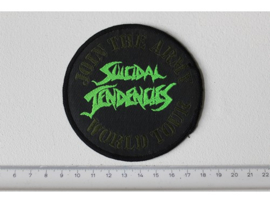 SUICIDAL TENDENCIES - JOIN THE ARMY WOLRD TOUR  ( ORIGINAL LATE 80'S )