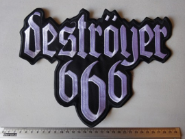 DESTROYER 666 - LOGO