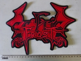 CELTIC FROST - RED LOGO
