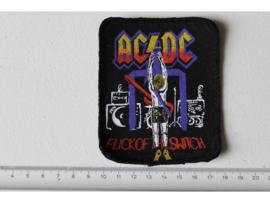 AC/DC - FLICK OF THE SWITCH ( ORIGINAL 1983 ) PRINT