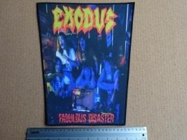 EXODUS - FABULOUS DESASTER