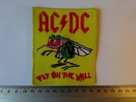 AC/DC - FLY ON THE WALL ( YELLOW )