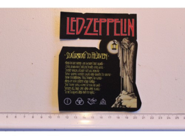LED ZEPPELIN - STAIRWAY TO HEAVEN ( PRINT )
