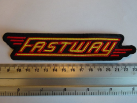 FASTWAY - RED/YELLOW NAME LOGO