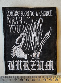 BURZUM - COMING SOON TO A CHURCH NEAR YOU