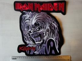 IRON MAIDEN - KILLERS ( DIFFERENT )