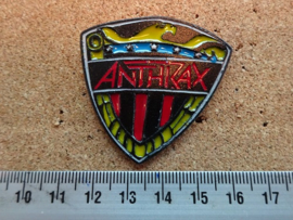 ANTHRAX - I AM THE LAW ( COLOURED )