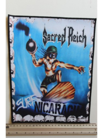 SACRED REICH - SURF NICARACUA