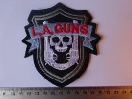 L.A. GUNS - LOGO