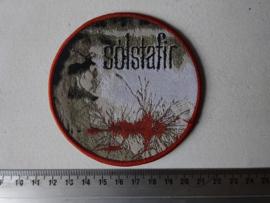 SOLSTAFIR - BERDREYMINN CIRCLED RED