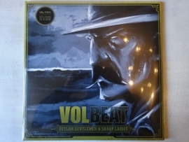 VOLBEAT - OUTLAW GENTELMAN & SHADY LADIES + CD ALBUM
