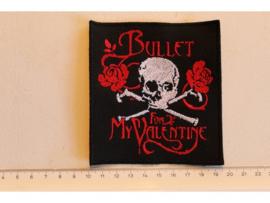 BULLET FOR MY VALENTINE - SKULL LOGO