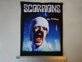 SCORPIONS - BLACK OUT