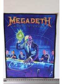 MEGADETH - RUST IN PEACE