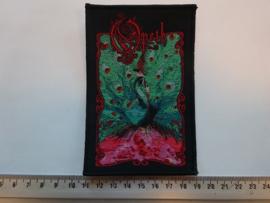OPETH - SORCERESS ( BLACK BORDER ) WOVEN