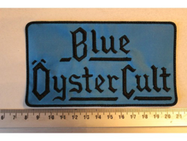 BLUE OYSTER CULT - BLACK NAME LOGO