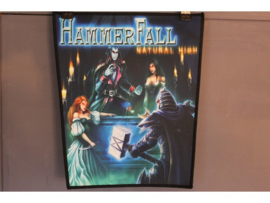 HAMMERFALL - NATURAL HIGH