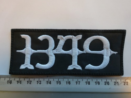 1349 - WHITE NAME LOGO