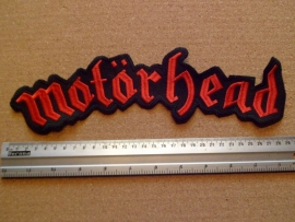 MOTORHEAD - RED LOGO