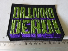 DR. LIVING DEAD - PURPLE/GREEN LOGO