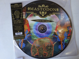 MASTODON - CRACK THE SKYE ( PICTURE DISC )