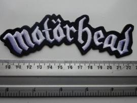 MOTORHEAD - WHITE LOGO ONLY